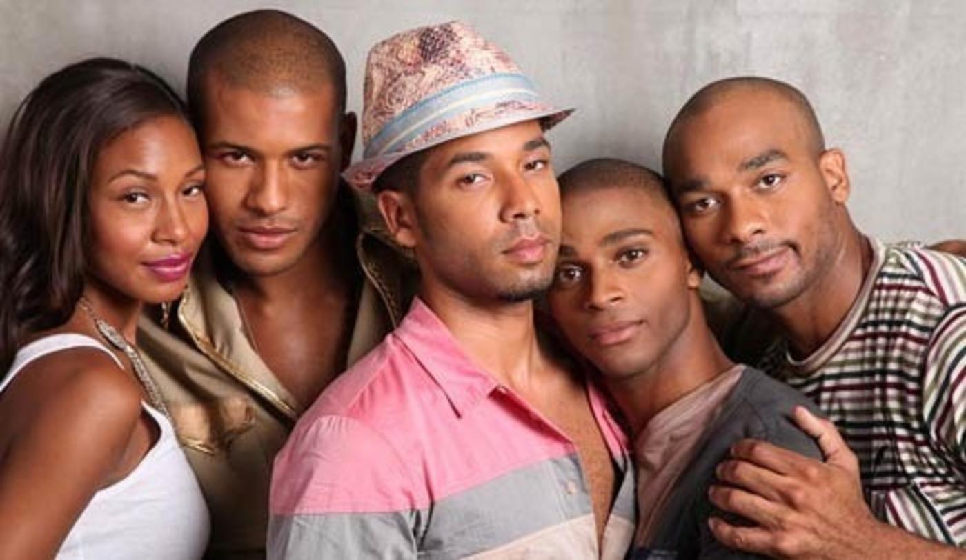 Film gay black