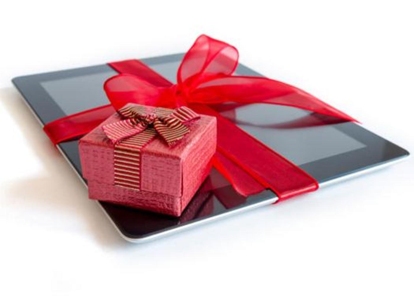 Телефон в мвидео и планшет в подарок
